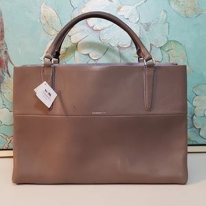 Coach Retro East/West Town Tote